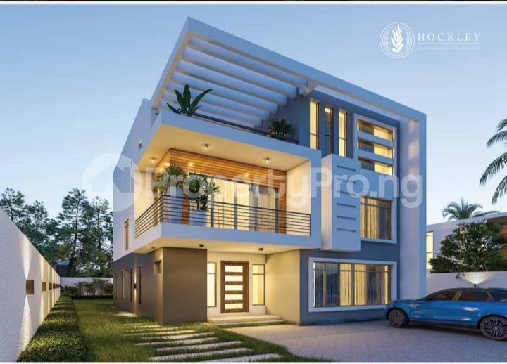 5 bedroom Detached Duplex for sale Flexvilla, A Blend Of Duplexes. Ogombo Ajah Lagos - 1