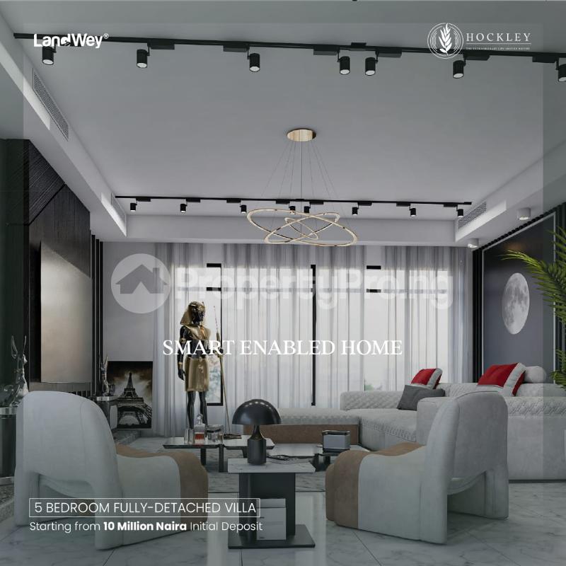 5 bedroom Detached Duplex for sale Flexvilla, A Blend Of Duplexes. Ogombo Ajah Lagos - 3