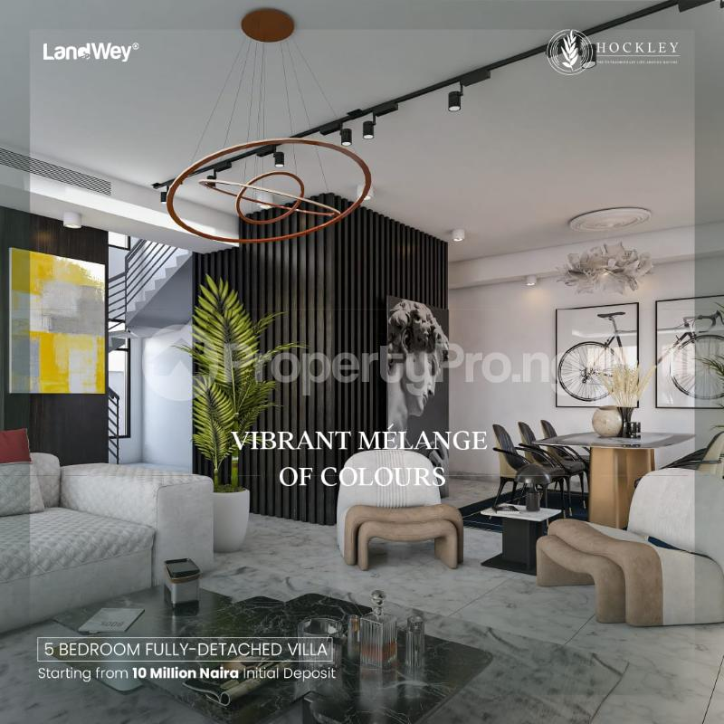 5 bedroom Detached Duplex for sale Flexvilla, A Blend Of Duplexes. Ogombo Ajah Lagos - 4