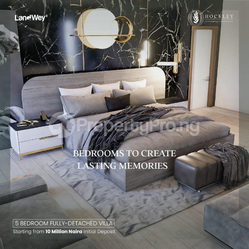 5 bedroom Detached Duplex for sale Flexvilla, A Blend Of Duplexes. Ogombo Ajah Lagos - 5
