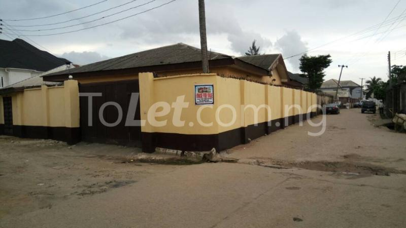 4 bedroom House for sale 1, AMAZING GRACE CLOSE, OFF FARM ROAD, ELIOWHANI East West Road Port Harcourt Rivers - 0
