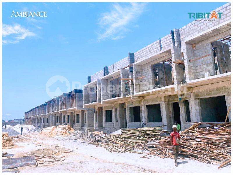 4 bedroom Detached Duplex for sale Abraham Adesanya By Atlantic Layout Estate Abraham adesanya estate Ajah Lagos - 2