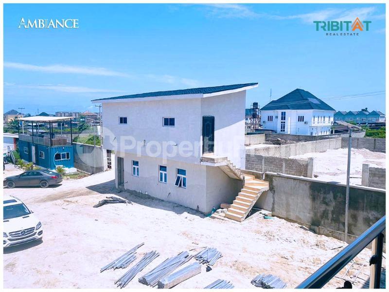 4 bedroom Detached Duplex for sale Abraham Adesanya By Atlantic Layout Estate Abraham adesanya estate Ajah Lagos - 4