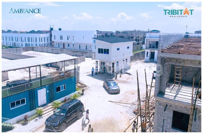 4 bedroom Detached Duplex for sale Abraham Adesanya By Atlantic Layout Estate Abraham adesanya estate Ajah Lagos - 8