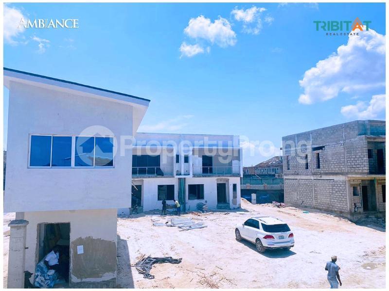 4 bedroom Detached Duplex for sale Abraham Adesanya By Atlantic Layout Estate Abraham adesanya estate Ajah Lagos - 7