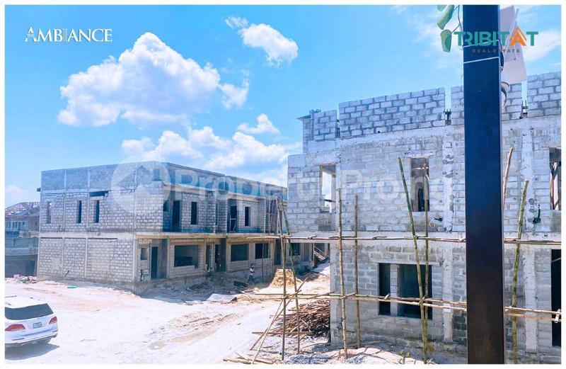 4 bedroom Detached Duplex for sale Abraham Adesanya By Atlantic Layout Estate Abraham adesanya estate Ajah Lagos - 6