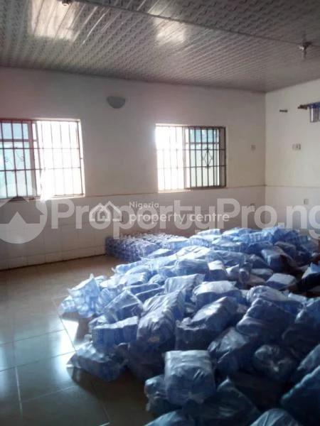 Factory Commercial Property for sale Olonde Ologuneru Ibadan  Ibadan Oyo - 1