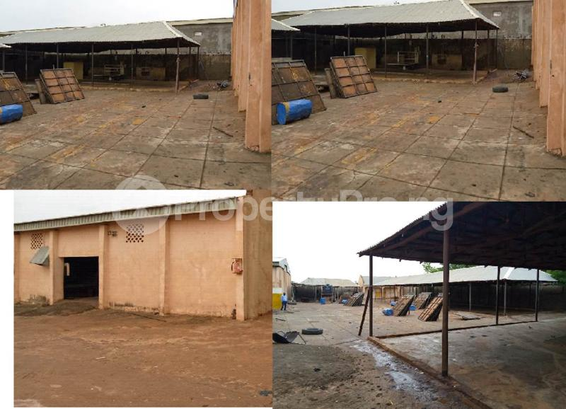 Factory Commercial Property for sale Factory Located At Kantin Daji Area, Off Sokoto Furniture Road, Sokoto North Local Government Area, Sokoto State. Sokoto North Sokoto - 1
