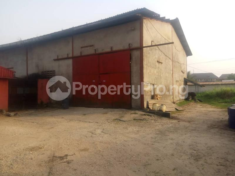 10 bedroom Factory Commercial Property for sale Mcc Road Osisioma Abia - 0