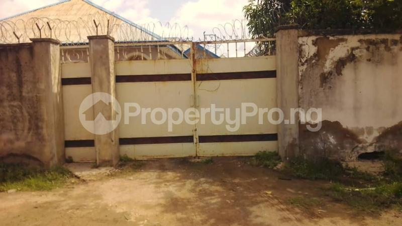 4 bedroom Detached Bungalow House for sale Dubai Estate behind jezco filing station across Airport road Yola South Adamawa - 1