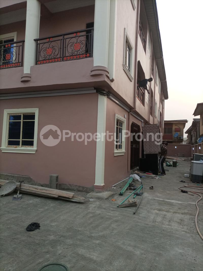 2 bedroom Flat / Apartment for rent Century  Ago palace Okota Lagos - 1