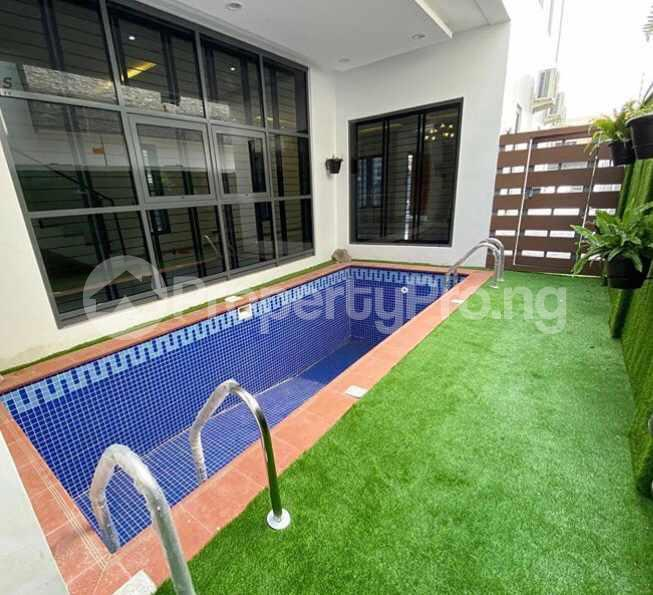 Detached Duplex House for sale Off omorire Johnson  Lekki Phase 1 Lekki Lagos - 1