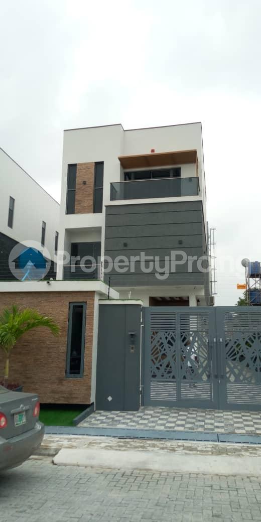 Detached Duplex House for sale Off omorire Johnson  Lekki Phase 1 Lekki Lagos - 0
