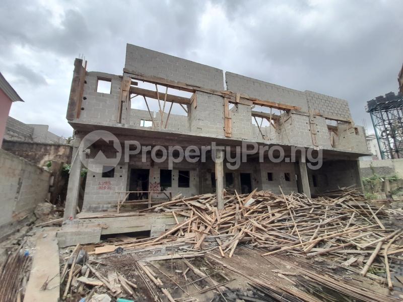 4 bedroom Terraced Duplex for sale Millenuim/UPS Gbagada Lagos - 1