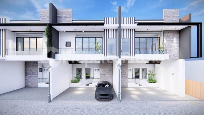 4 bedroom Terraced Duplex for sale Millenuim/UPS Gbagada Lagos - 0