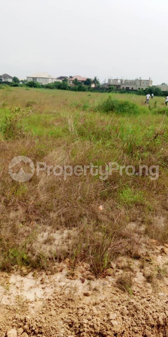 Commercial Land for sale Diamond Estate Oji River Enugu State Oji-River Enugu - 0
