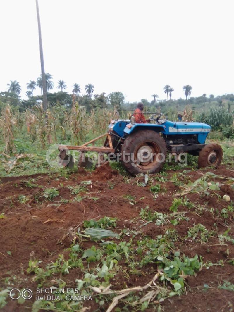 Commercial Land Land for sale Westagro Farm Land In Remo Ode Remo Remo North Ogun - 1