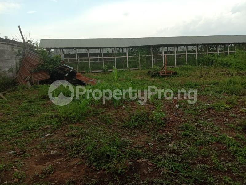 Factory for sale Iyana Ofa, Off Iwo/ibadan Road, Lagelu Local Government. Ibadan Oyo State. Oyedeji Lagelu Oyo - 9