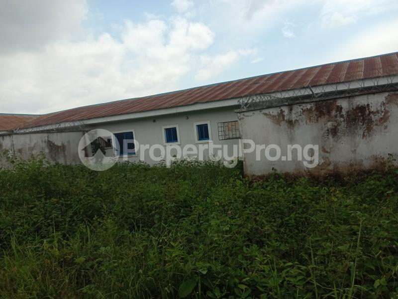 Factory for sale Iyana Ofa, Off Iwo/ibadan Road, Lagelu Local Government. Ibadan Oyo State. Oyedeji Lagelu Oyo - 6