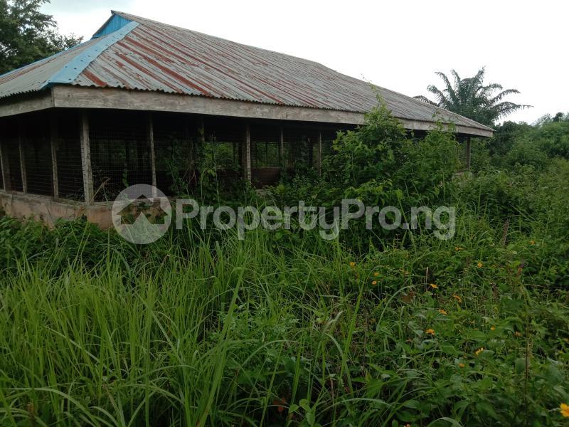 Factory for sale Iyana Ofa, Off Iwo/ibadan Road, Lagelu Local Government. Ibadan Oyo State. Oyedeji Lagelu Oyo - 11