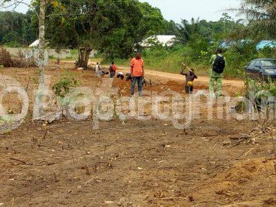 Commercial Land Land for sale Located At Igbonla Road After St. Augustine University Epe Lagos Nigeria Epe Road Epe Lagos - 6