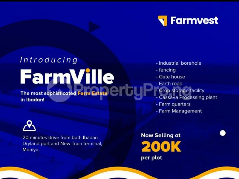 Commercial Land Land for sale Ibadan Akinyele Oyo - 0