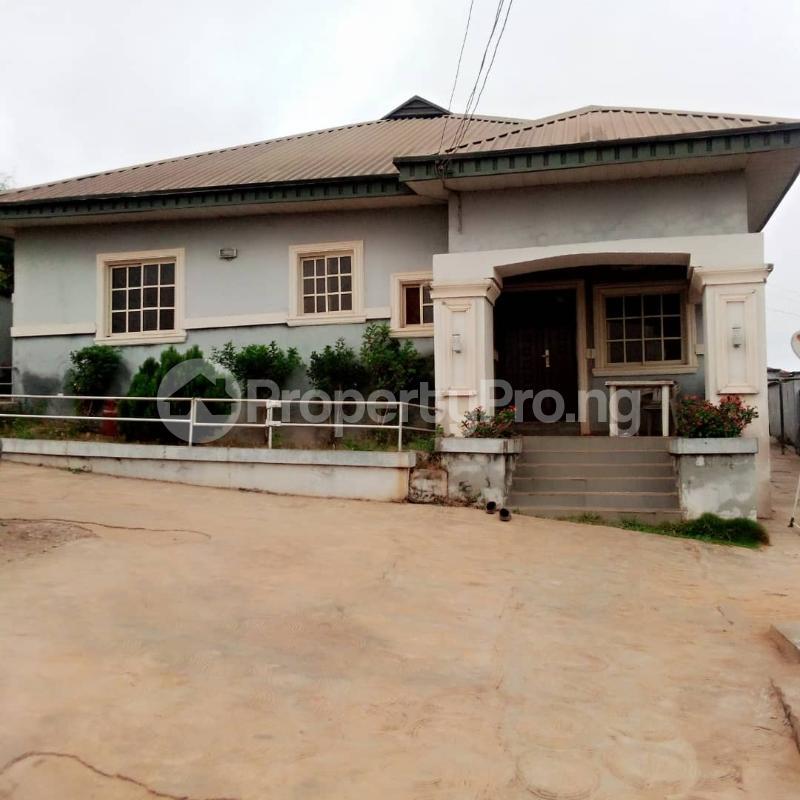 3 bedroom Detached Bungalow for sale Kajola Oda Road Behind Silos Akure Ondo - 0