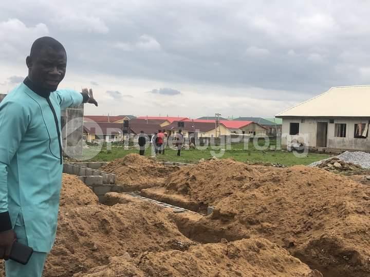 3 bedroom Semi Detached Bungalow House for sale Kuje Abuja - 4