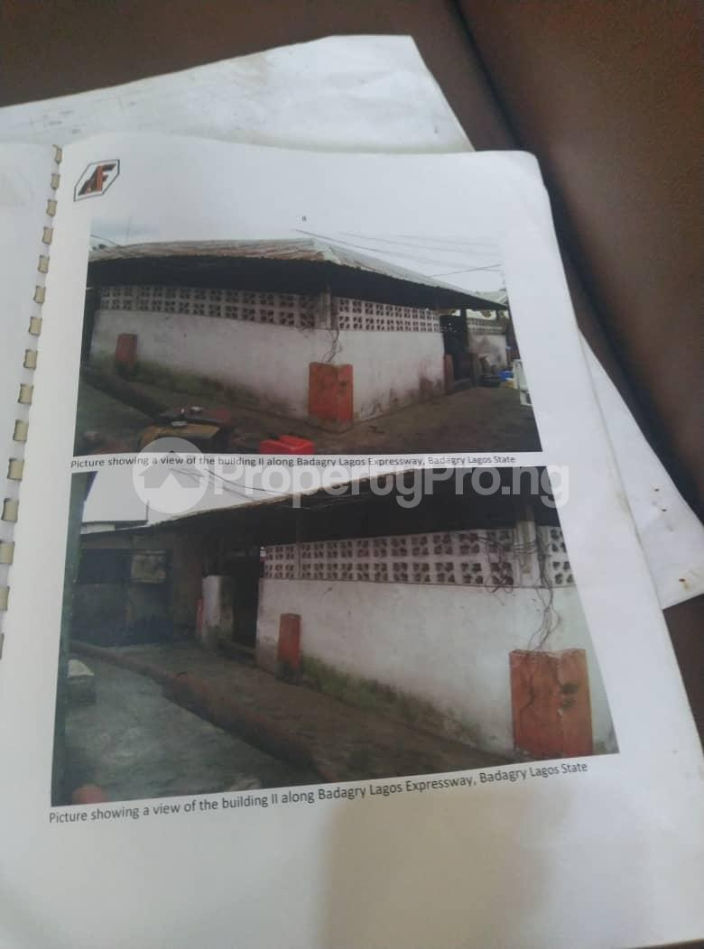 Commercial Property for sale International Road Badagry Badagry Lagos - 1