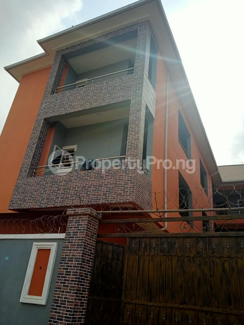 Self Contain Flat / Apartment for rent Oremeji street Bariga Shomolu Lagos - 1
