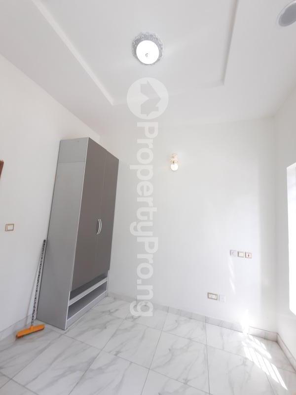 4 bedroom Semi Detached Duplex for sale Alternative Road Chevron Lekki Lagos State Nigeria chevron Lekki Lagos - 7