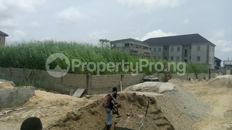 Mixed   Use Land Land for sale Royal Palm City Estate, Off Badore Road, Near Ecobank Badore Ajah Lagos - 1