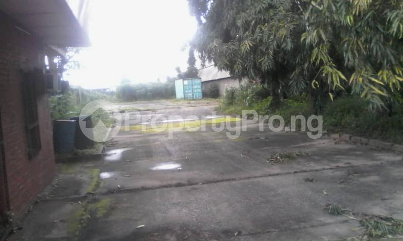 Industrial Land Land for sale Trans Amadi Port Harcourt Rivers - 1
