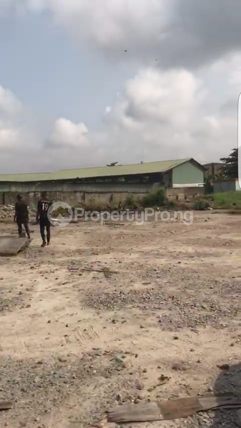 Mixed   Use Land Land for sale Abebe Village Opposite Nigerian Breweries Road off Eric Moore  Bode Thomas Surulere Lagos - 3