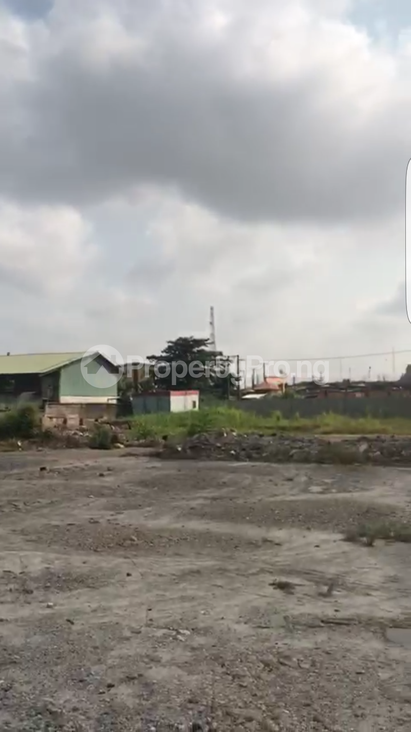 Mixed   Use Land Land for sale Abebe Village Opposite Nigerian Breweries Road off Eric Moore  Bode Thomas Surulere Lagos - 7