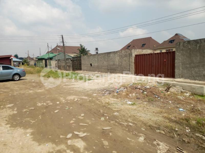 Land for sale Behind Glory Estate, Ifako-gbagada Gbagada Lagos - 1