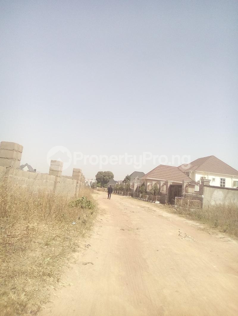 Residential Land for rent Mahuta Gra,opposite Milton College,off Yakowa Road Chikun Kaduna - 6