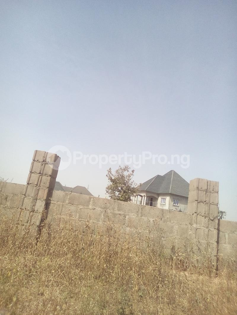 Residential Land for rent Mahuta Gra,opposite Milton College,off Yakowa Road Chikun Kaduna - 5