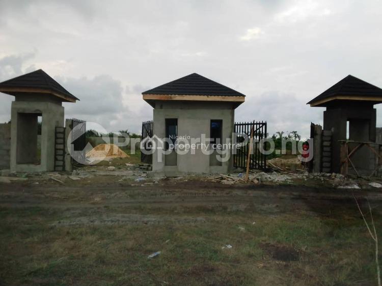 Mixed   Use Land Land for sale Champions Court, Behind Amen Estate Phase 1, Eleko Ibeju-Lekki Lagos - 0