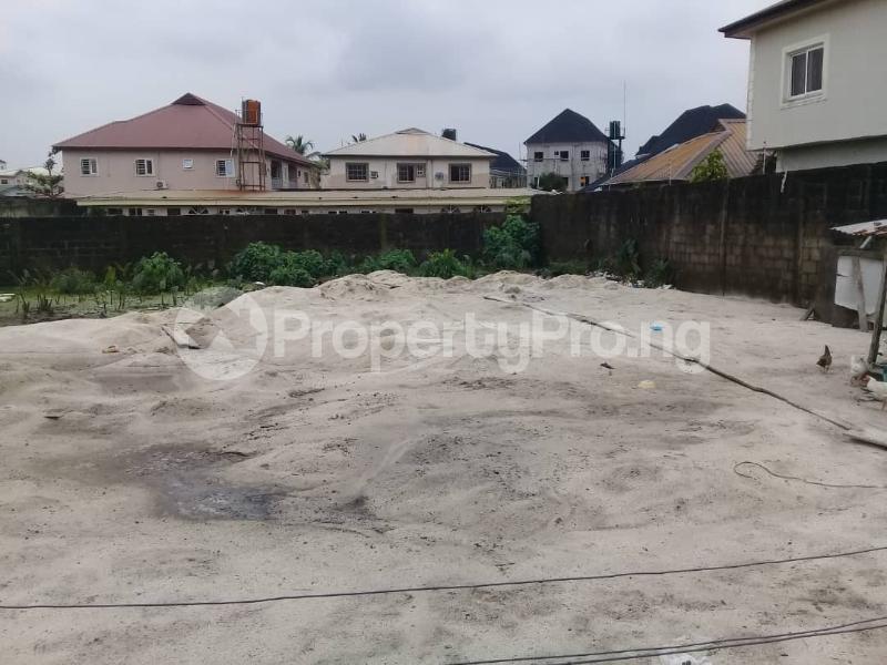 Residential Land for sale Olive Park Estate Sangotedo Ajah Lagos - 0