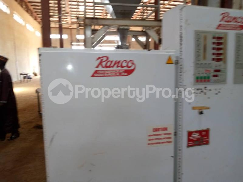 Factory Commercial Property for sale Kano Municipal Kano - 0