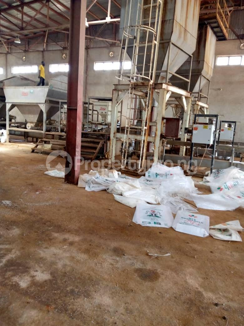 Factory Commercial Property for sale Kano Municipal Kano - 5