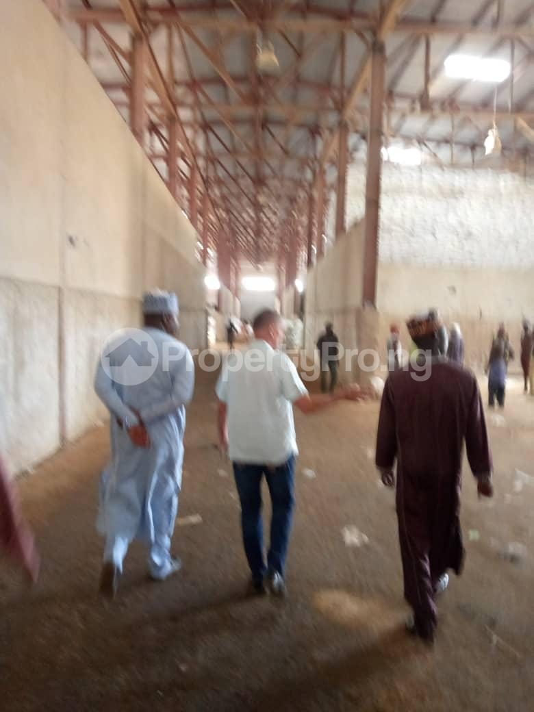 Factory Commercial Property for sale Kano Municipal Kano - 1