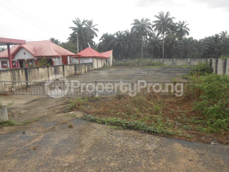 Commercial Property for sale Abak, LGA Uyo Akwa Ibom - 1
