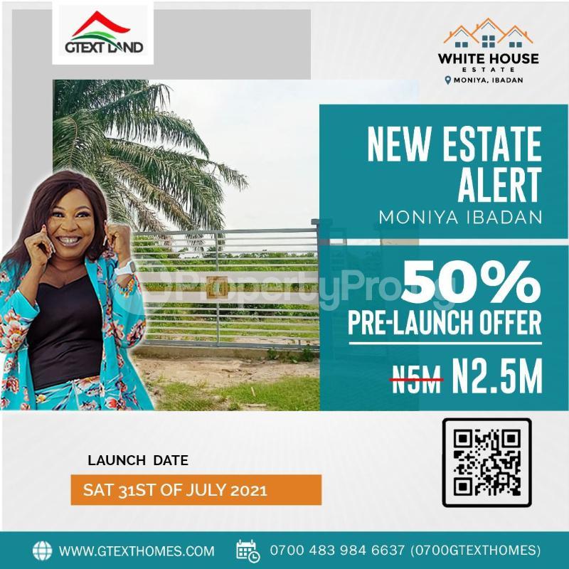 Land for sale Whitehouse Estate Ibadan Oyo - 1