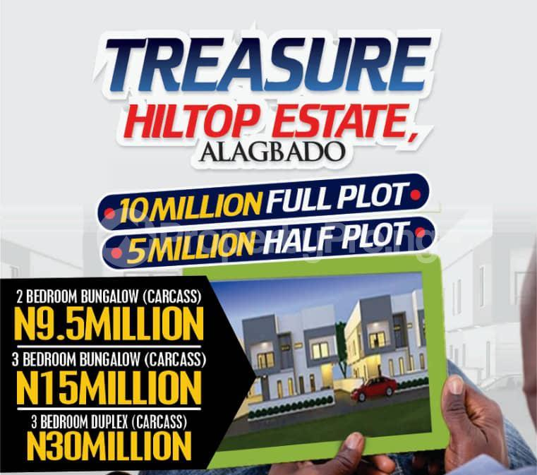 Land for sale Alagbado Ikeja Lagos - 0