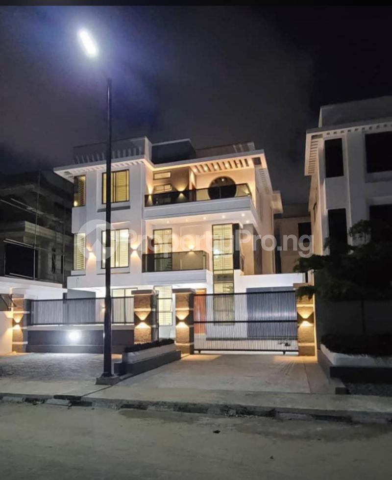 5 bedroom Detached Duplex for sale Lekki Phase 1 Lekki Lagos - 0
