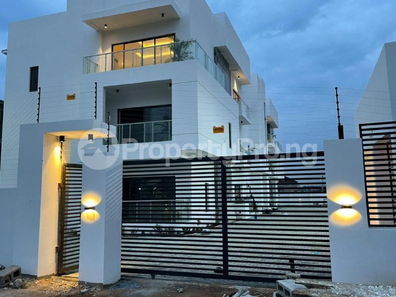 5 bedroom Detached Duplex for sale Lekki Phase 1 Lekki Lagos - 7