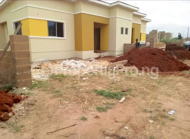 2 bedroom Semi Detached Bungalow House for sale Mowe-Ofada by the new International Brewery Mowe Obafemi Owode Ogun - 0