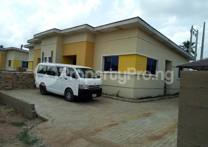 2 bedroom Semi Detached Bungalow House for sale Mowe-Ofada by the new International Brewery Mowe Obafemi Owode Ogun - 1